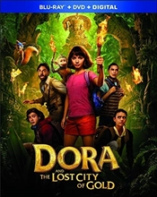 Picture of Dora and the Lost City of Gold [Blu-ray+DVD+Digital]