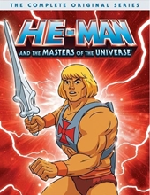 Picture of He-Man: Masters of the Universe Complete Series [DVD]