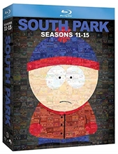 Picture of South Park: Seasons 11-15 [Blu-ray]
