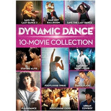 Picture of Dance 10-Movie Collection [DVD]