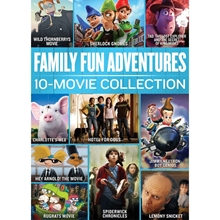 Picture of Family 10-Movie Collection [DVD]
