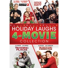 Picture of Holiday Laughs 4-Movie Collection [DVD]