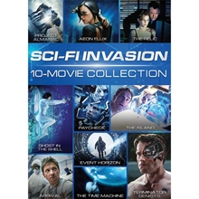 Picture of Sci-Fi 10-Movie Collection [DVD]
