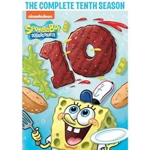 Picture of SpongeBob SquarePants: The Complete Tenth Season [DVD]