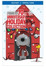 Picture of Peanuts 70th Anniversary Holiday Collection (Limited Edition) [Blu-ray+Digital]