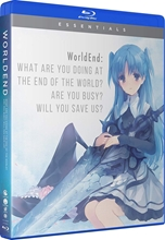 Picture of WorldEnd: What Do You Do at the End of the World? Are You Busy? Will You Save Us?: The Complete Series [Blu-ray+Digital]