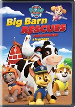 Picture of PAW Patrol: Big Barn Rescues [DVD]