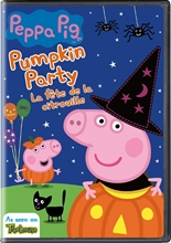 Picture of Peppa Pig: Pumpkin Party [DVD]