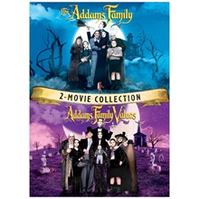 Picture of The Addams Family / Addams Family Values: 2 Movie Collection [DVD]