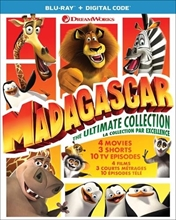 Picture of Madagascar: The Ultimate Collection [Blu-ray]