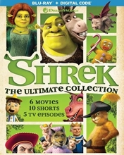 Picture of Shrek: The Ultimate Collection [Blu-ray]