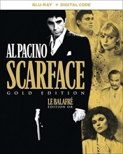 Picture of Scarface (1983) (Gold Edition) [Blu-ray]