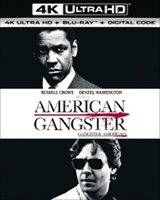 Picture of American Gangster [UHD+Blu-ray+Digital]