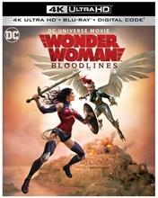 Picture of Wonder Woman: Bloodlines [UHD+Blu-ray+Digital]