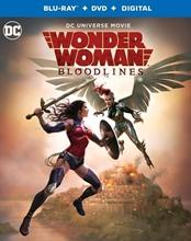 Picture of Wonder Woman: Bloodlines [Blu-ray+DVD+Digital]