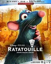 Picture of Ratatouille [Blu-ray+DVD+Digital]