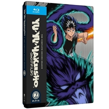 Picture of Yu Yu Hakusho: The Complete Second Season (Steelbook) [Blu-ray+Digital]