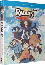 Picture of Radiant: Season One Part One [Blu-ray+ DVD+Digital]