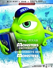 Picture of Monsters University [Blu-ray+DVD+Digital]