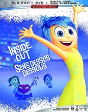 Picture of Inside Out [Blu-ray+DVD+Digital]