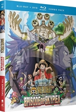 Picture of One Piece: Episode of Skypiea [Blu-ray+DVD]