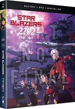 Picture of Star Blazers 2202: Space Battleship Yamato – Part Two [Blu-ray+DVD+Digital]