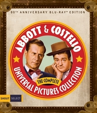 Picture of Abbott & Costello: The Complete Universal Pictures Collection (80th Anniversary Edition) [Blu-ray]
