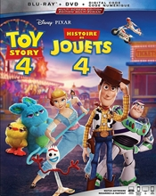 Picture of Toy Story 4 (Bilingual) [Blu-ray+DVD+Digital]