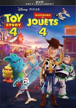 Picture of Toy Story 4 (Bilingual) [DVD]