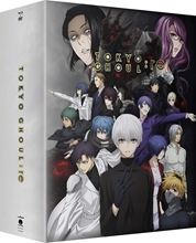 Picture of Tokyo Ghoul:re - Part 2 (Limited Edition) [Blu-ray+DVD+Digital]