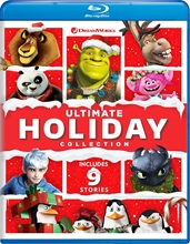 Picture of DreamWorks Ultimate Holiday Collection [Blu-ray]