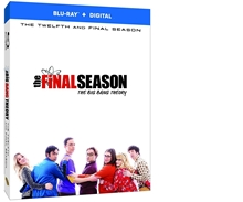 Picture of The Big Bang Theory: The Complete Twelfth and Final Season [Blu-ray]