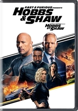 Picture of Fast & Furious Presents: Hobbs & Shaw [DVD]