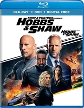 Picture of Fast & Furious Presents: Hobbs & Shaw [Blu-ray+DVD+Digital]
