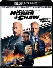Picture of Fast & Furious Presents: Hobbs & Shaw [UHD+Blu-ray+Digital]