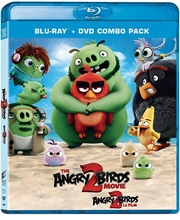 Picture of The Angry Birds Movie 2 (Bilingual) [Blu-ray+DVD+Digital]