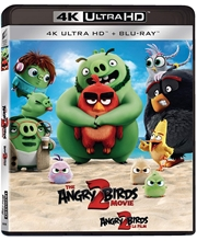 Picture of The Angry Birds Movie 2 (Bilingual) [UHD+Blu-ray+Digital]