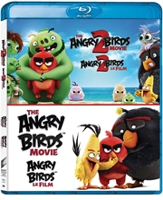 Picture of The Angry Birds Movie 2 / The Angry Birds Movie (Bilingual) [Blu-ray]