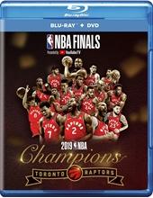 Picture of 2019 NBA Champions: Toronto Raptors [Blu-ray+DVD]
