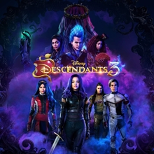 Picture of DESCENDANTS 3 by VARIOUS ARTISTS