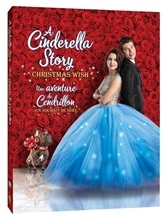 Picture of A Cinderella Story: Christmas Wish (Bilingual) [DVD]