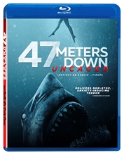 Picture of 47 Meters Down: Uncaged [Blu-ray]