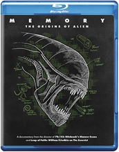 Picture of Memory: The Origins of Alien [Blu-ray]