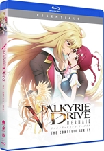 Picture of Valkyrie Drive: Mermaid - The Complete Series [Blu-ray+Digital]