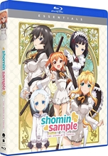 Picture of Shomin Sample: The Complete Series [Blu-ray+Digital]