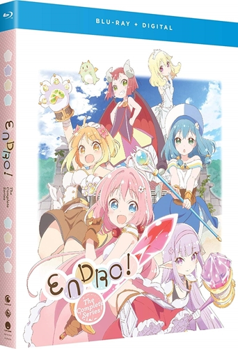 Picture of ENDRO! The Complete Series [Blu-ray+Digital]