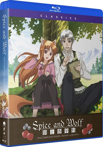 Picture of Spice and Wolf: The Complete Series [Blu-ray+Digital]