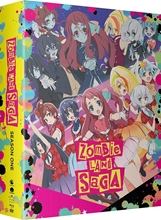 Picture of Zombie Land Saga: Season One (Limited Edition) [Blu-ray +DVD +Digital]