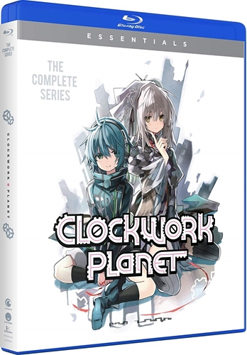 Picture of Clockwork Planet: The Complete Series [Blu-ray+Digital]