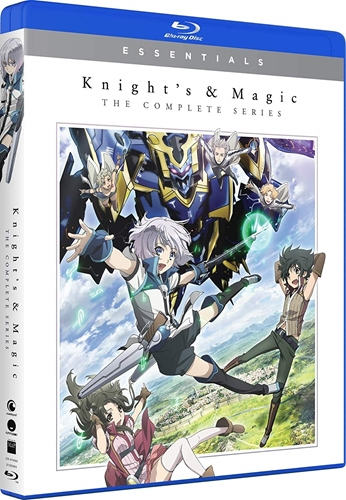 Picture of Knight's & Magic: The Complete Collection [Blu-ray+Digital]